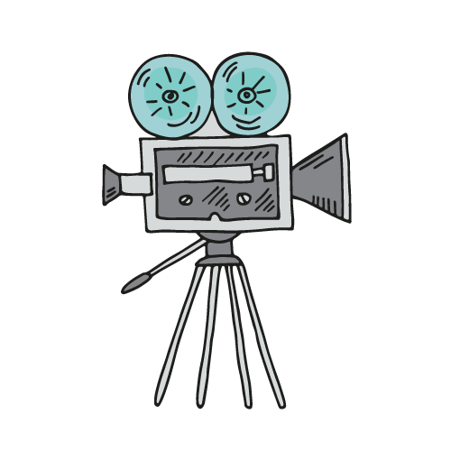 Cinema Projector Website Icon